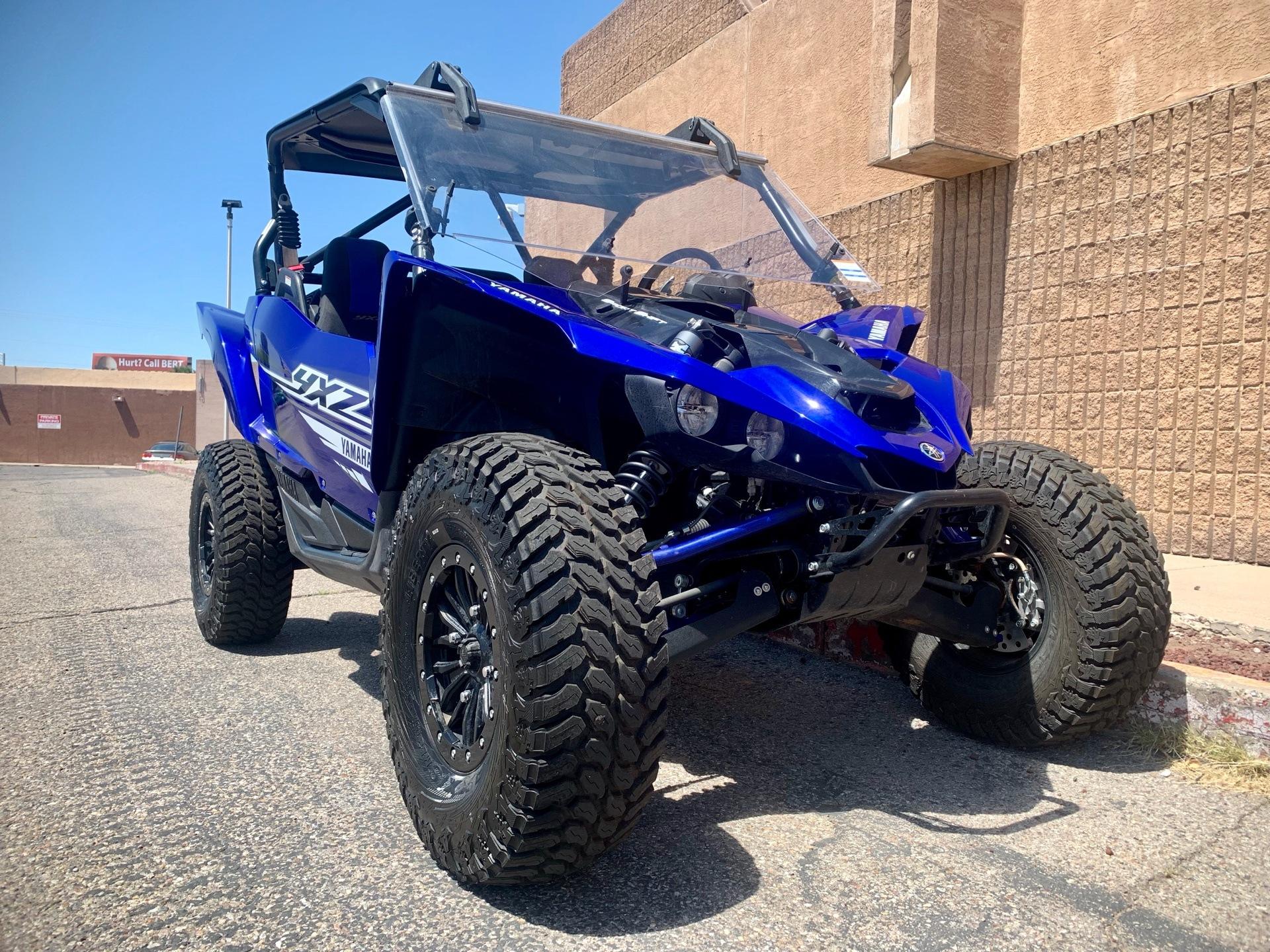 2019 Yamaha YXZ1000R SE in Albuquerque, New Mexico