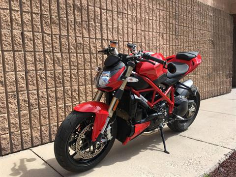 2015 Ducati Streetfighter 848 in Albuquerque, New Mexico