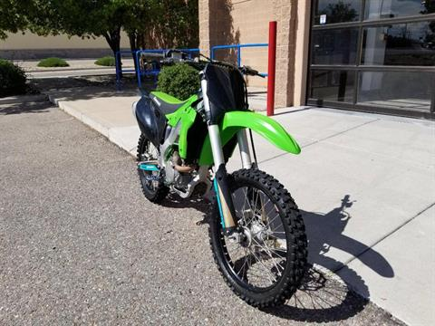 2015 Kawasaki KX™250F in Albuquerque, New Mexico