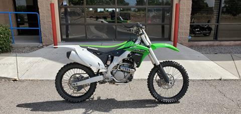 2015 Kawasaki KX™250F in Albuquerque, New Mexico - Photo 1