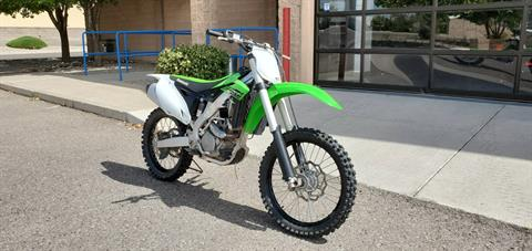 2015 Kawasaki KX™250F in Albuquerque, New Mexico - Photo 3