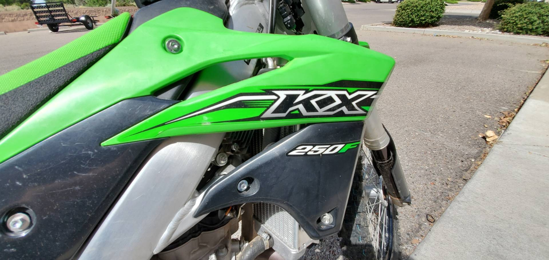 2015 Kawasaki KX™250F in Albuquerque, New Mexico - Photo 9