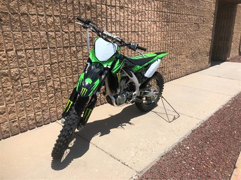 2016 Kawasaki KX450F in Albuquerque, New Mexico