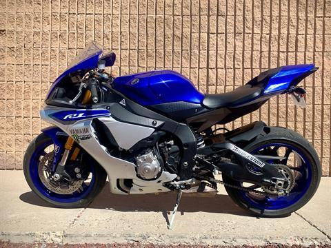 2015 Yamaha YZF-R1 in Albuquerque, New Mexico