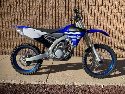 2018 Yamaha YZ250F in Albuquerque, New Mexico