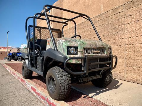 2017 Kawasaki Mule 4010 Trans4x4 Camo in Albuquerque, New Mexico - Photo 2
