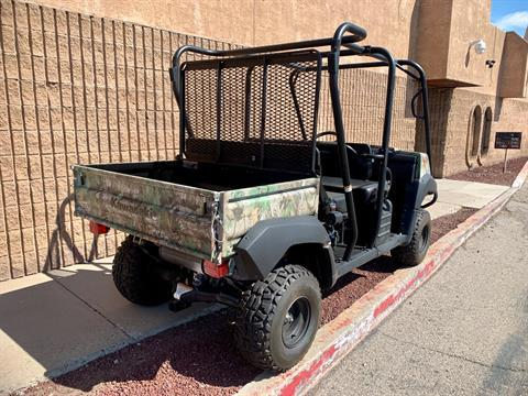 2017 Kawasaki Mule 4010 Trans4x4 Camo in Albuquerque, New Mexico - Photo 3