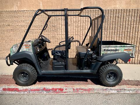 2017 Kawasaki Mule 4010 Trans4x4 Camo in Albuquerque, New Mexico - Photo 4