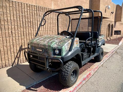 2017 Kawasaki Mule 4010 Trans4x4 Camo in Albuquerque, New Mexico - Photo 5