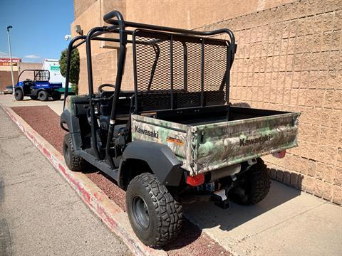2017 Kawasaki Mule 4010 Trans4x4 Camo in Albuquerque, New Mexico - Photo 6