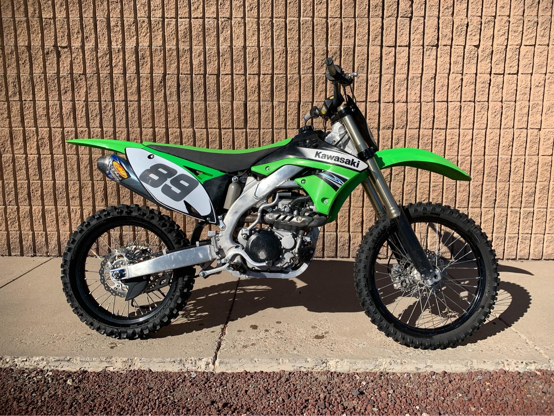 2011 Kawasaki KX450F 1
