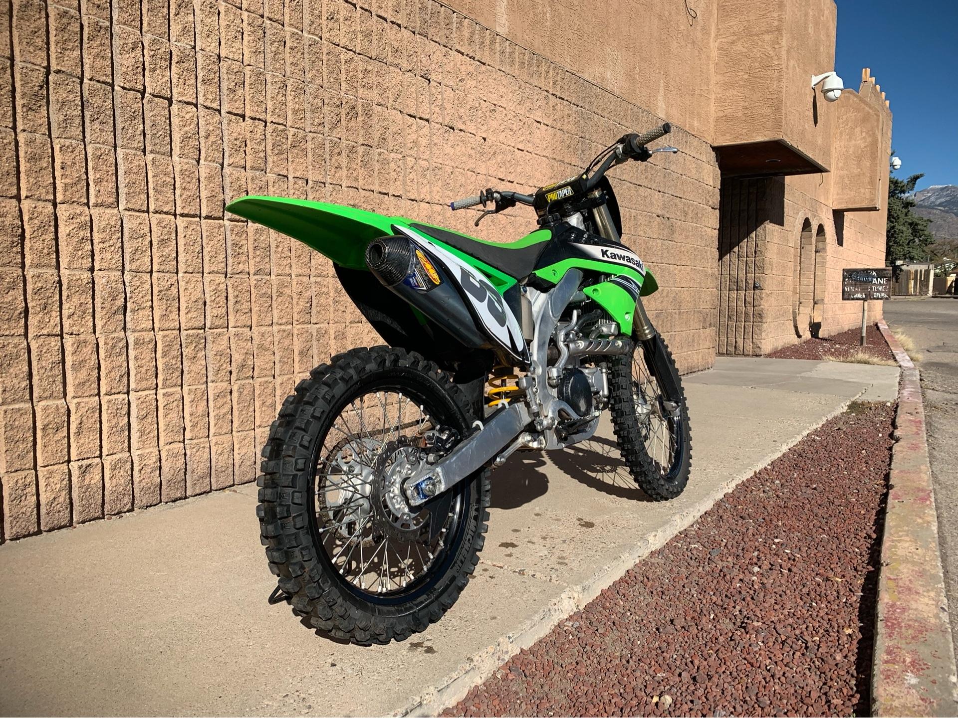 2011 Kawasaki KX450F 3
