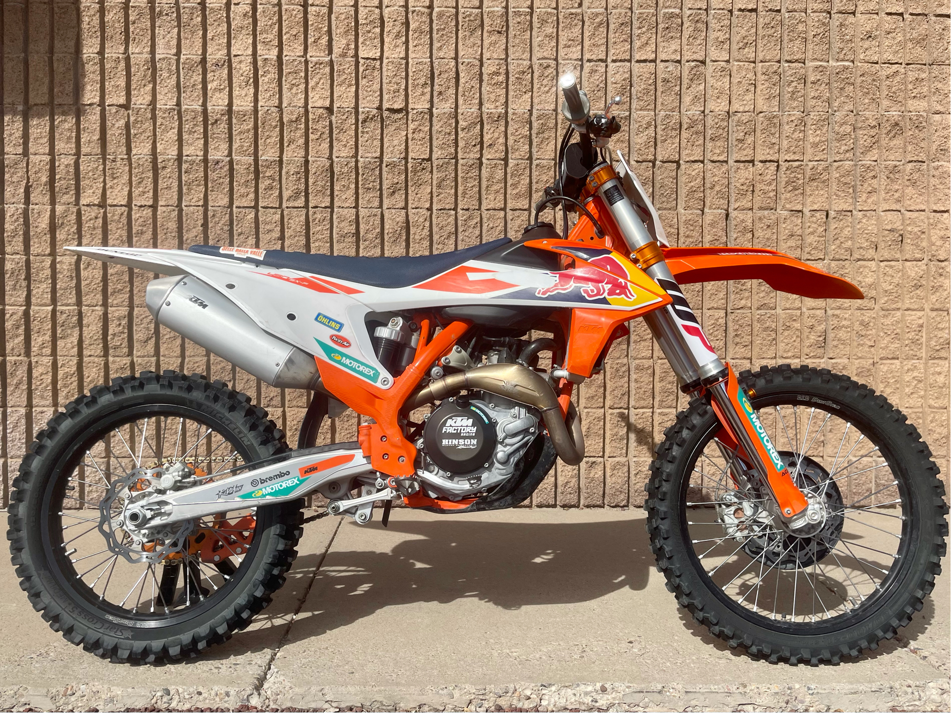 2018 KTM 450 SX-F Factory Edition in Albuquerque, New Mexico - Photo 1