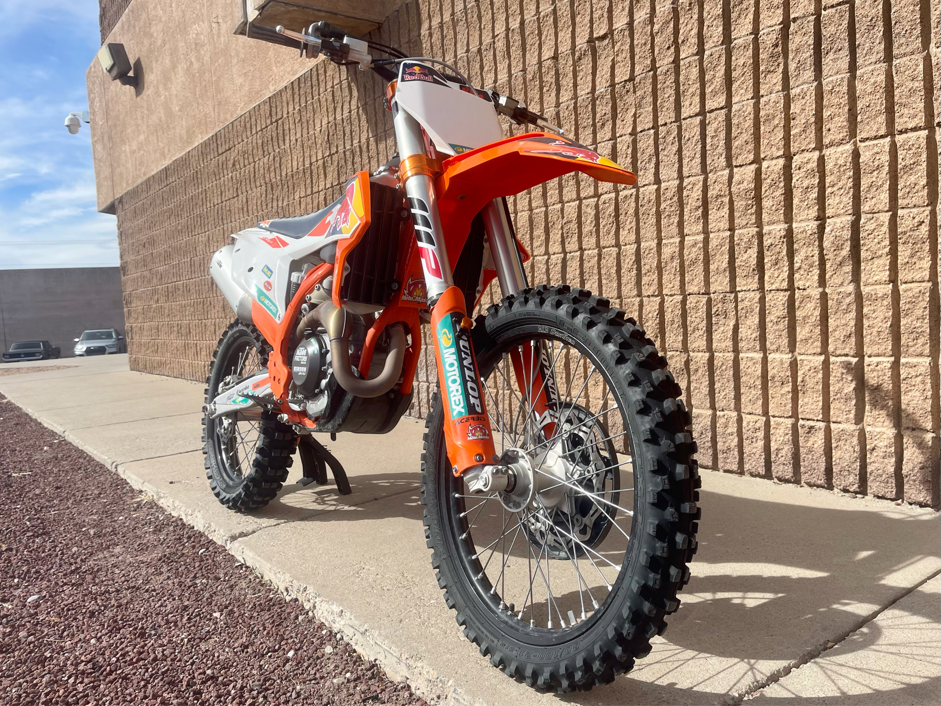 2018 KTM 450 SX-F Factory Edition in Albuquerque, New Mexico - Photo 2