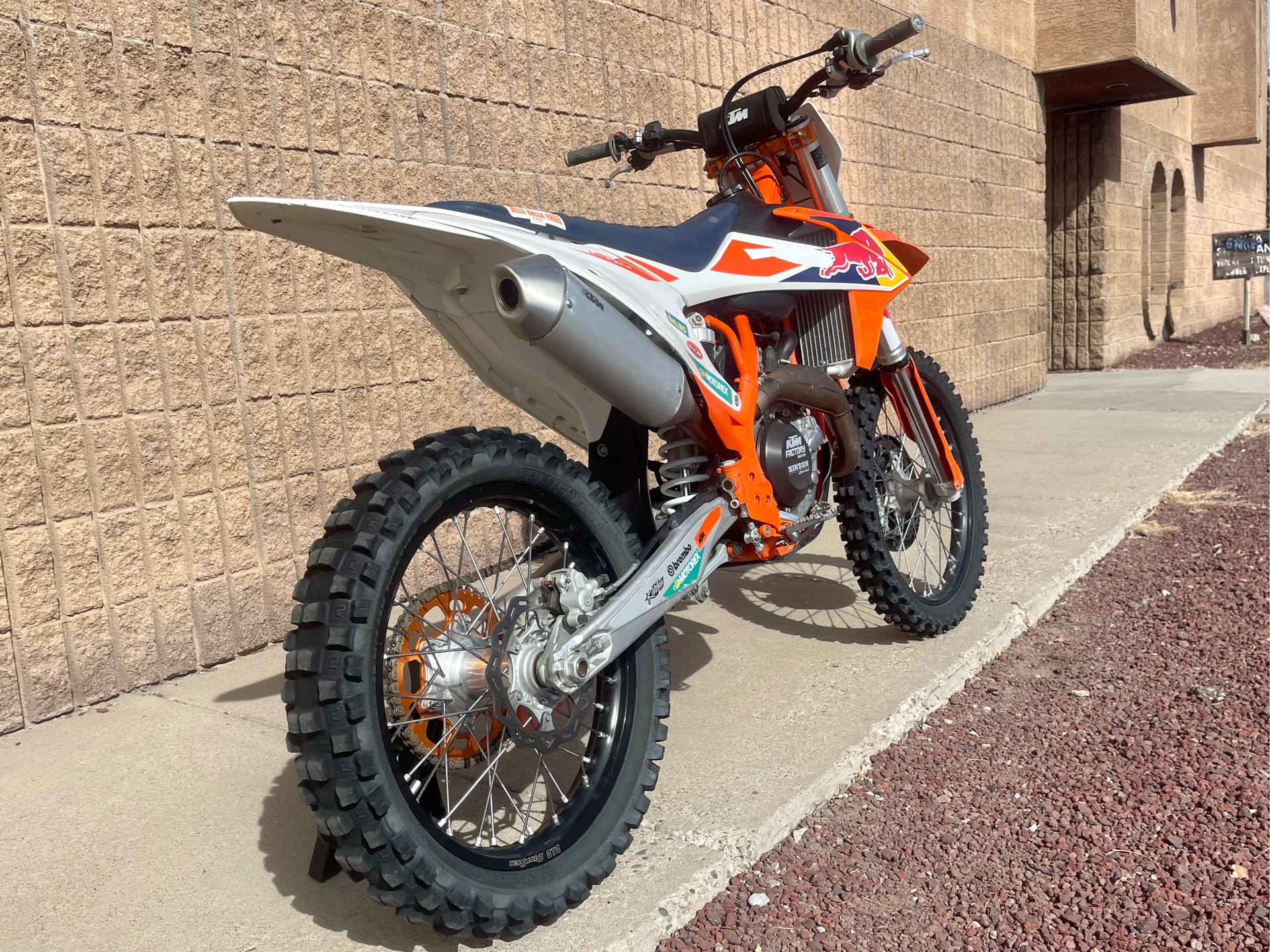2018 KTM 450 SX-F Factory Edition in Albuquerque, New Mexico - Photo 3