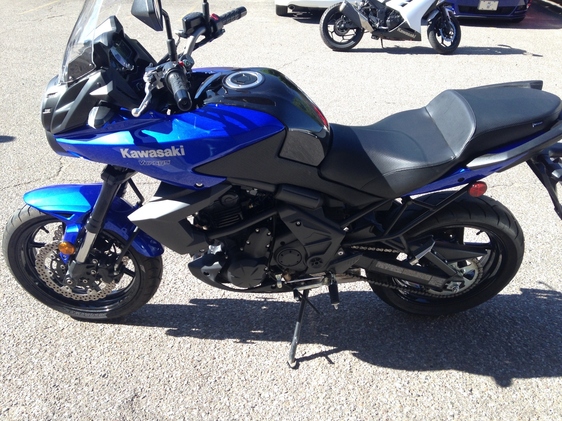 2013 Kawasaki Versys® in Albuquerque, New Mexico