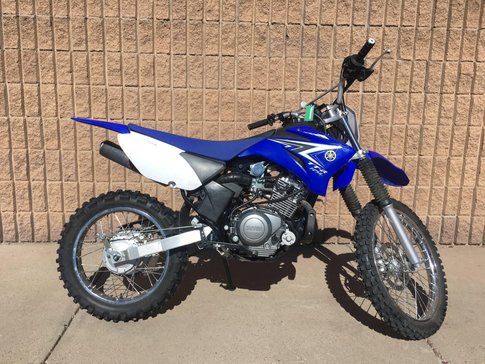 2011 Yamaha TT-R125LE for sale 120131