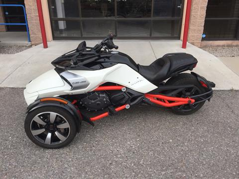 2015 Can-Am Spyder® F3 SM6 in Albuquerque, New Mexico - Photo 4