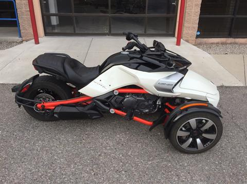 2015 Can-Am Spyder® F3 SM6 in Albuquerque, New Mexico - Photo 1