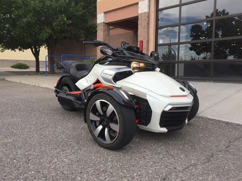 2015 Can-Am Spyder® F3 SM6 in Albuquerque, New Mexico - Photo 5