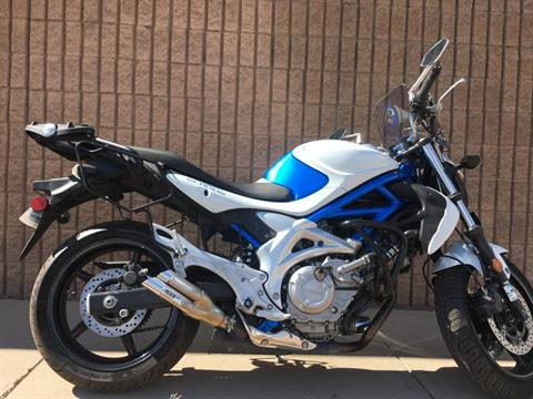 2009 Suzuki Gladius in Albuquerque, New Mexico