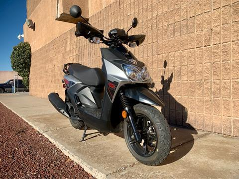 2018 Yamaha Zuma 125 in Albuquerque, New Mexico