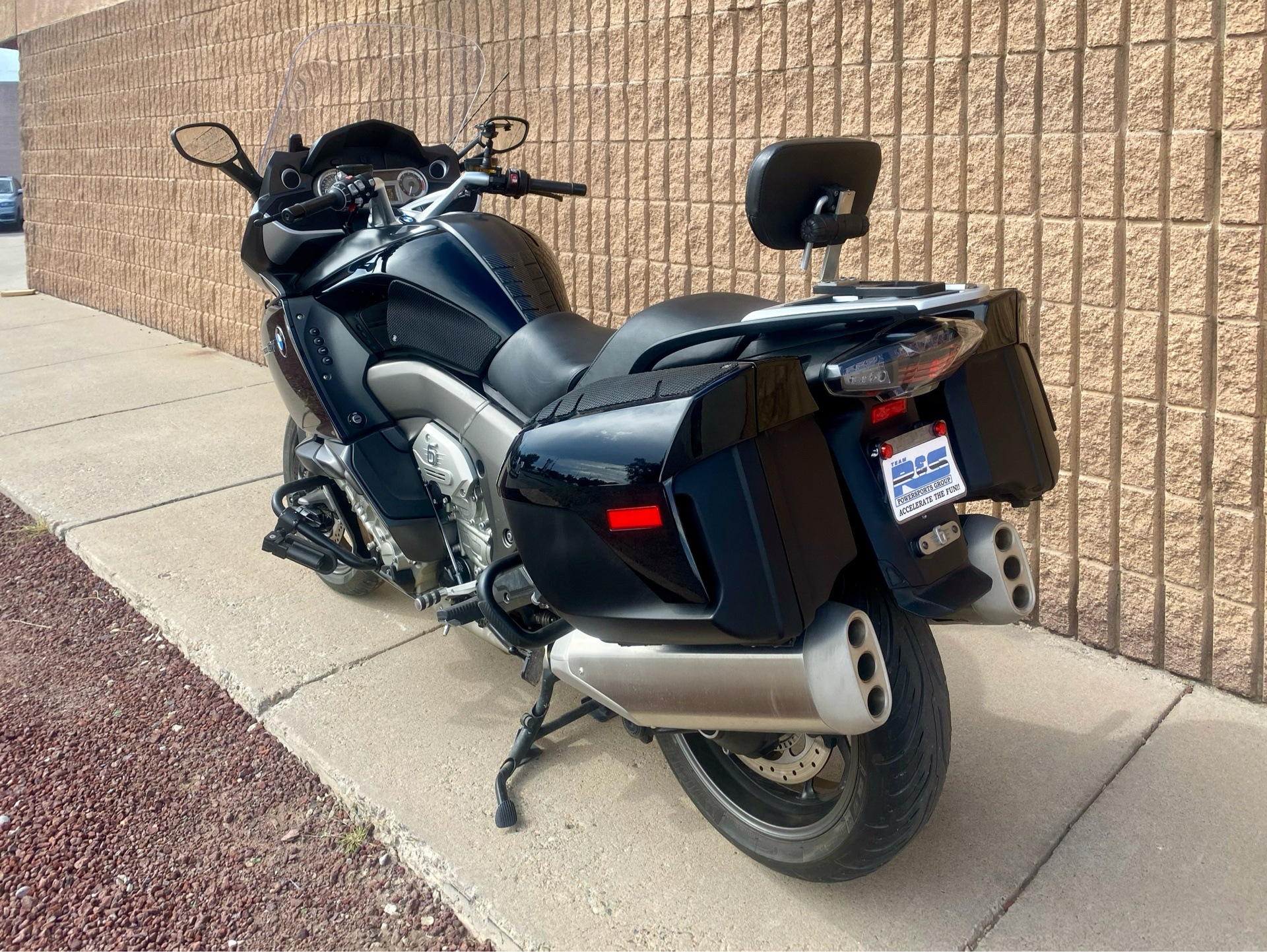 2015 BMW K 1600 GT in Albuquerque, New Mexico - Photo 6