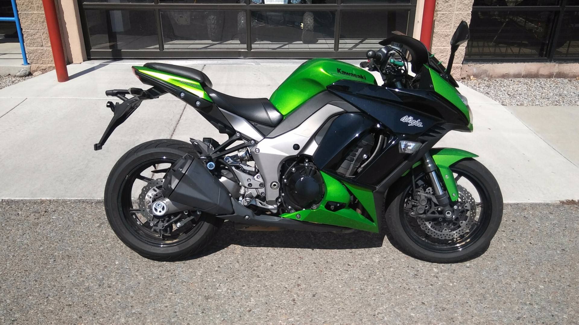 2012 Kawasaki Ninja® 1000 in Albuquerque, New Mexico