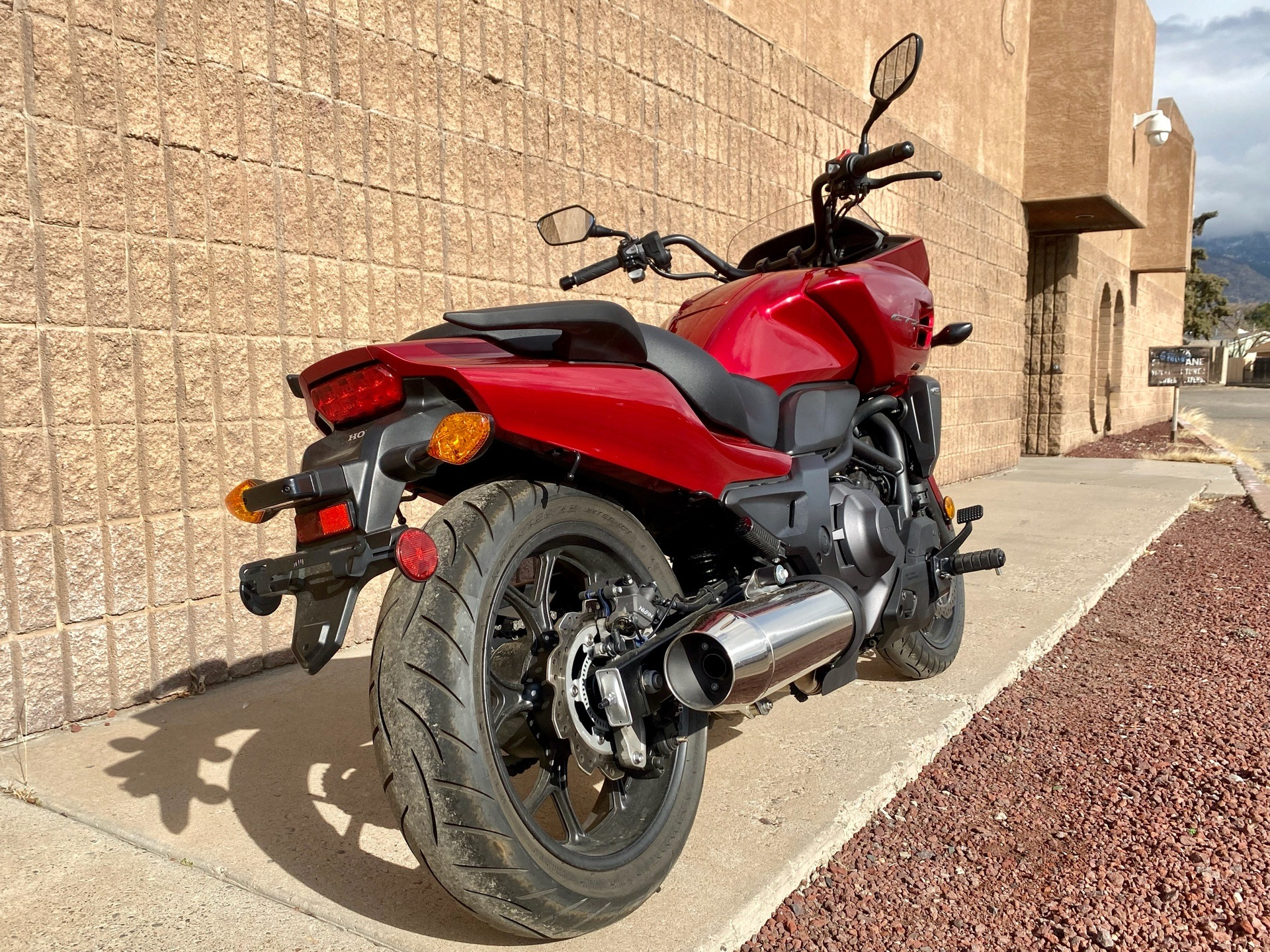 2017 Honda CTX700 DCT in Albuquerque, New Mexico - Photo 3