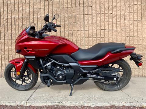 2017 Honda CTX700 DCT in Albuquerque, New Mexico - Photo 4