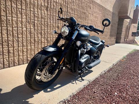 2018 Triumph Bonneville Bobber in Albuquerque, New Mexico - Photo 6