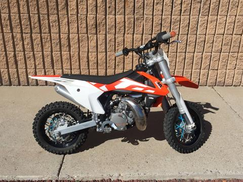 2016 KTM 50 SX Mini in Albuquerque, New Mexico