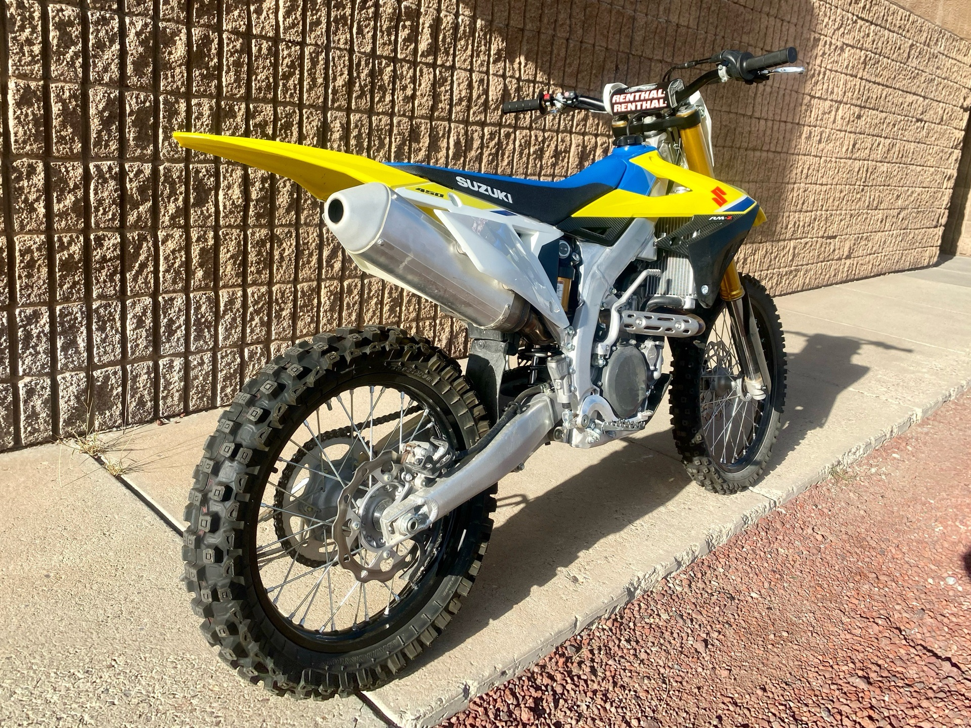 2018 Suzuki RM-Z450 in Albuquerque, New Mexico - Photo 3