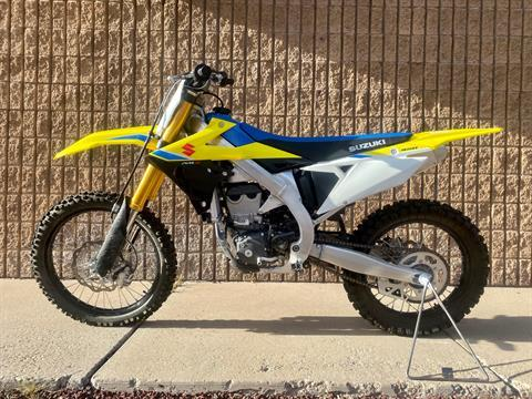 2018 Suzuki RM-Z450 in Albuquerque, New Mexico - Photo 4