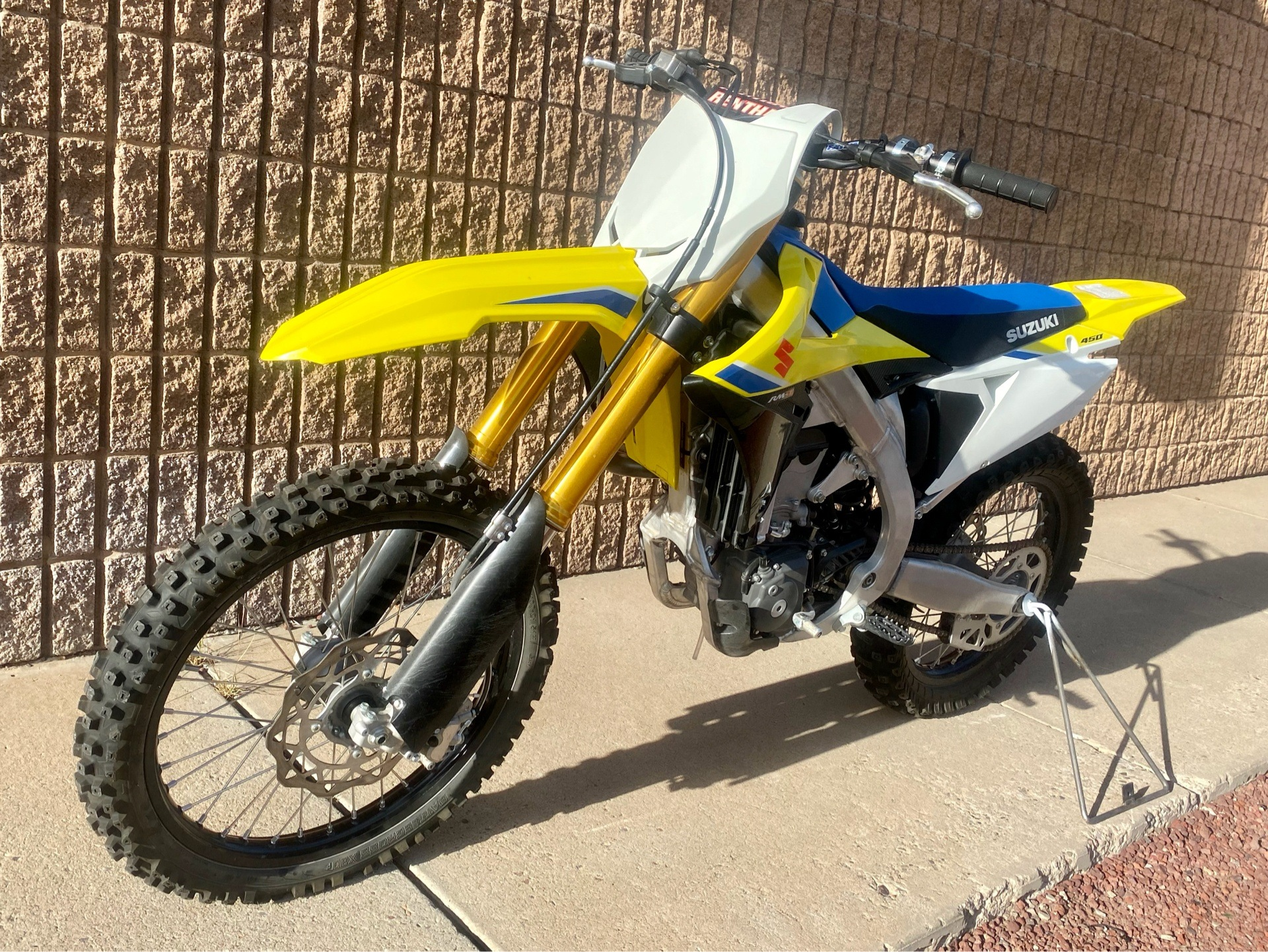 2018 Suzuki RM-Z450 in Albuquerque, New Mexico - Photo 5