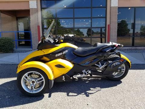 2008 Can-Am Spyder™ GS SM5 in Albuquerque, New Mexico