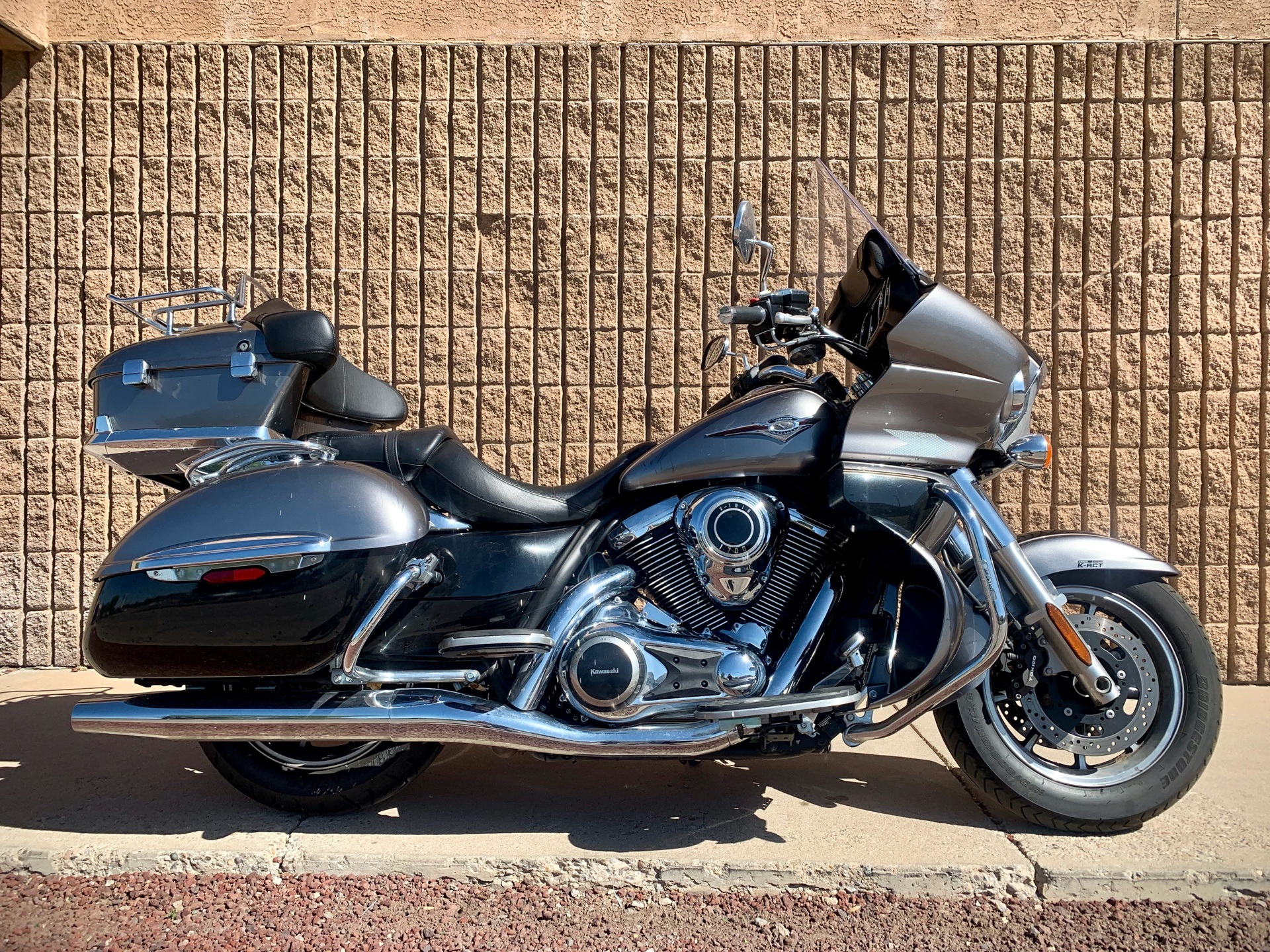 2014 Kawasaki Vulcan® 1700 Voyager® ABS in Albuquerque, New Mexico - Photo 1