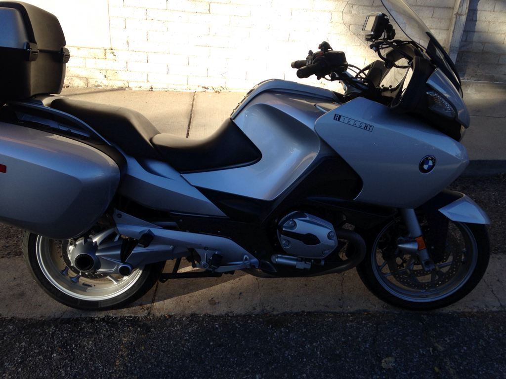 2009 BMW R 1200 RT in Albuquerque, New Mexico