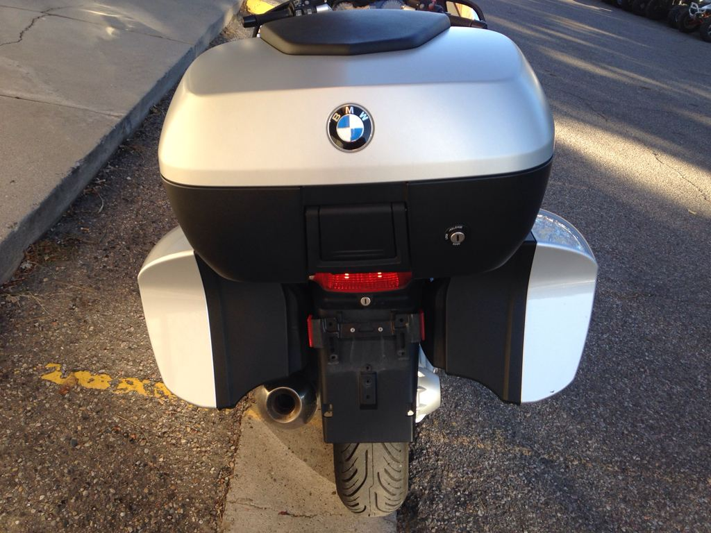2009 BMW R 1200 RT in Albuquerque, New Mexico - Photo 3