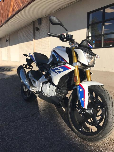 2018 BMW G 310 R in Albuquerque, New Mexico