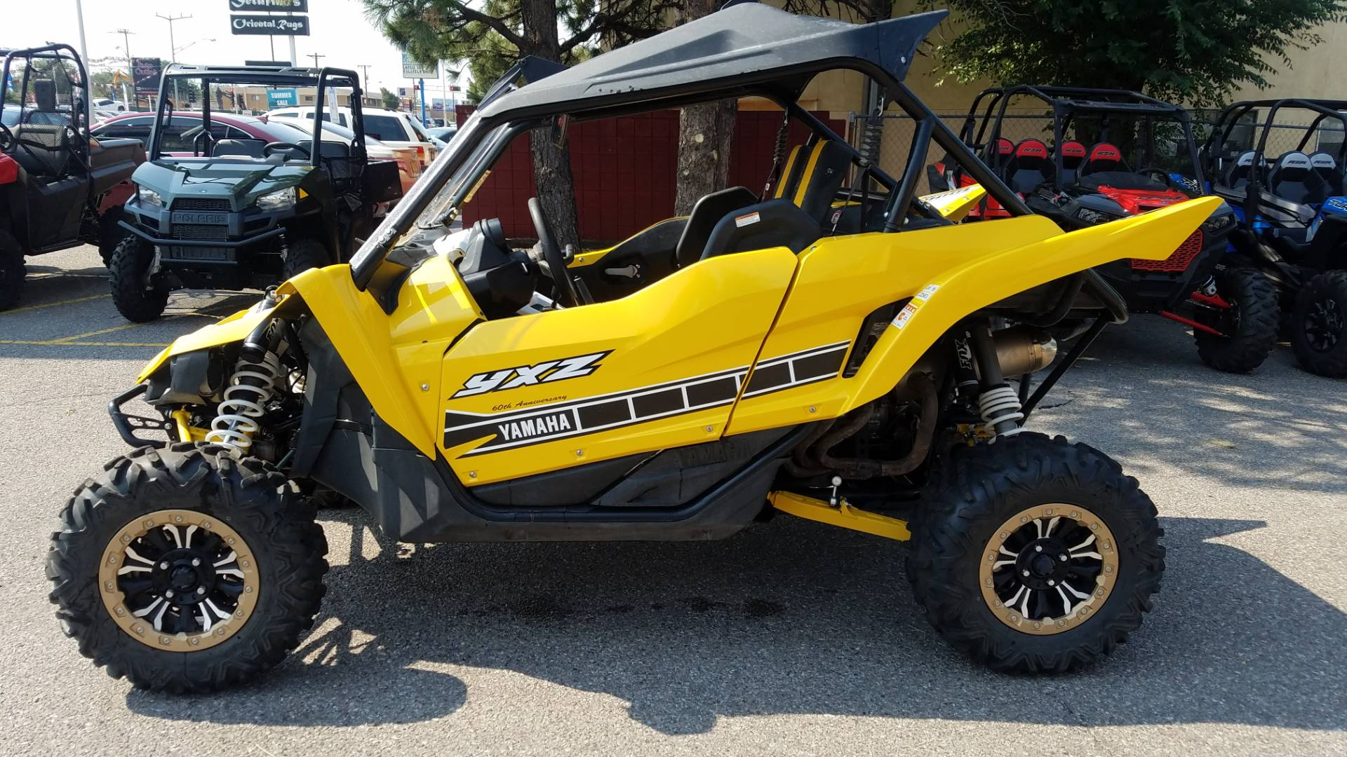 2016 Yamaha YXZ1000R SE in Albuquerque, New Mexico