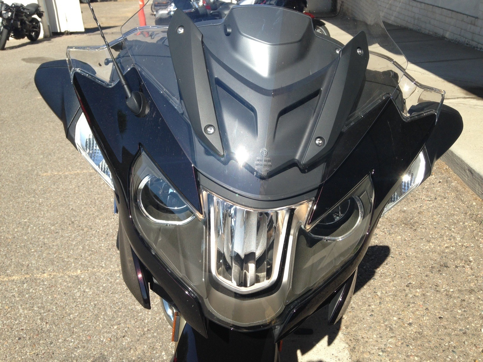 2014 BMW R 1200 RT in Albuquerque, New Mexico