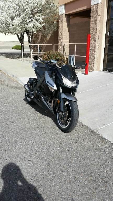2010 Kawasaki Z1000 in Albuquerque, New Mexico