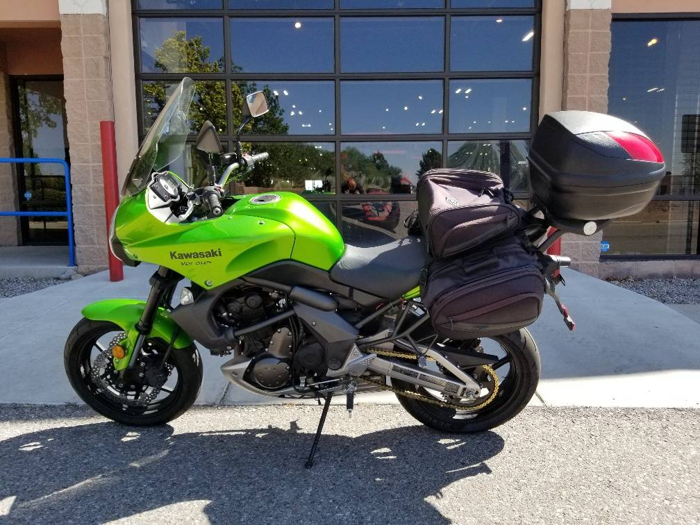 2009 Kawasaki Versys™ in Albuquerque, New Mexico - Photo 6