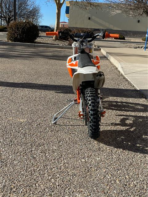 2019 KTM 50 SX Mini in Albuquerque, New Mexico - Photo 3