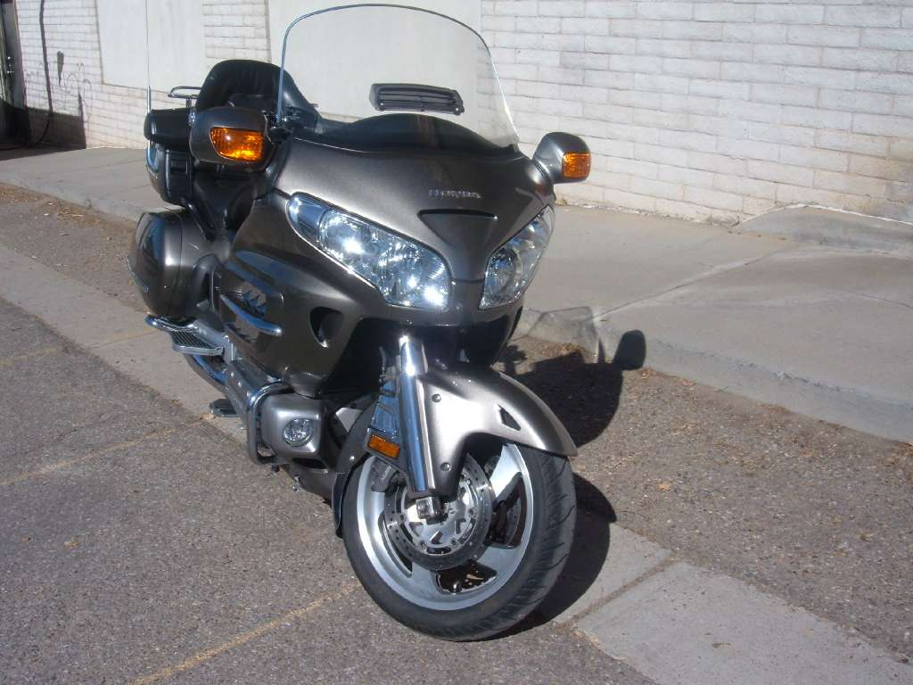 2008 Honda Gold Wing® Premium Audio in Albuquerque, New Mexico
