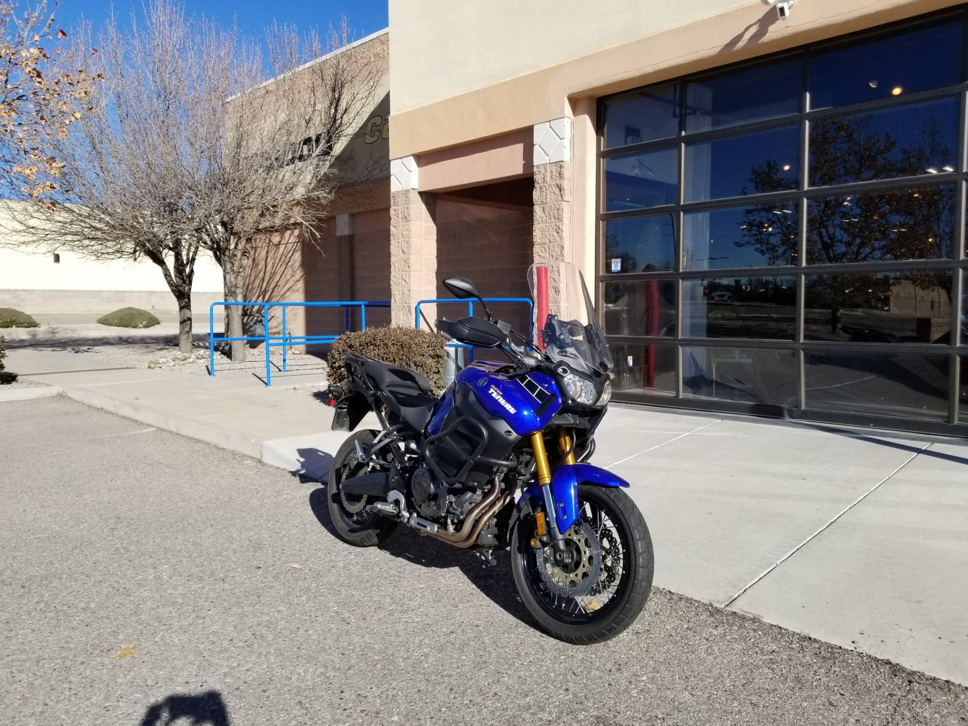 2014 Yamaha Super Ténéré  in Albuquerque, New Mexico
