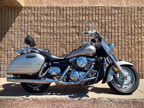 2007 Kawasaki Vulcan® 1600 Nomad™ in Albuquerque, New Mexico