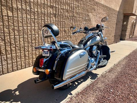 2007 Kawasaki Vulcan® 1600 Nomad™ in Albuquerque, New Mexico - Photo 3