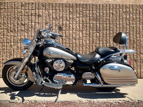 2007 Kawasaki Vulcan® 1600 Nomad™ in Albuquerque, New Mexico - Photo 4